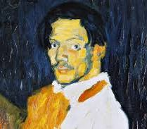 Yo Picasso, self-portrait, 1901