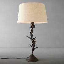 leaves lamp