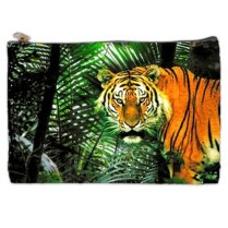 tiger toiletry bag