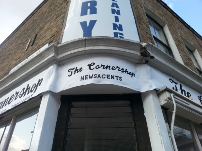 corner shop lucy sparrow bethnal green